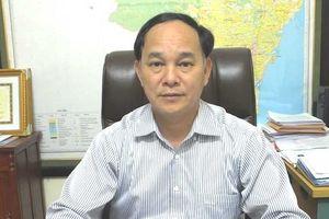 Cảnh cáo nguyên Giám đốc Sở Nông nghiệp và Phát triển nông thôn