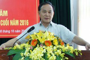 Hàng loạt cán bộ sở, huyện ở Thanh Hóa bị kỷ luật