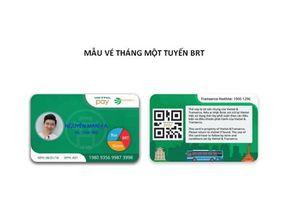 Hà Nội: Từ 1/10 triển khai vé điện tử cho hành khách đi xe BRT