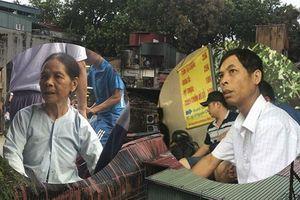 Hai thi thể vụ cháy ở Đê La Thành là vợ chồng xuống Hà Nội chăm con tại Viện Nhi