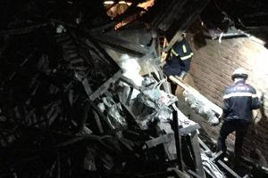 Danh tính 2 thi thể ở khu nhà trọ bị cháy ở Đê La Thành