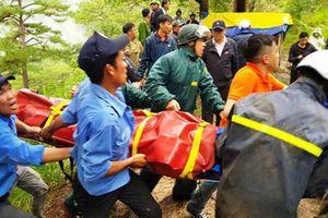Du khách Hàn Quốc vượt thác mạo hiểm không may tử vong ở Đà Lạt