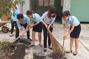 Tây Ninh: Hưởng ứng Chiến dịch Làm cho thế giới sạch hơn năm 2018