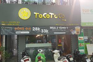 Vụ trà sữa Tocotoco bị tố không đảm bảo VSATTP: Đại lý nhập nguyên liệu từ bên ngoài