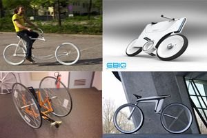 Khó tin với những chiếc xe đạp kỳ lạ nhất thế giới