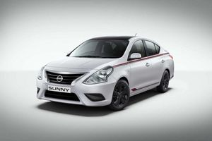 Nissan Sunny Special Edition giá chỉ 248 triệu đồng gây sốt