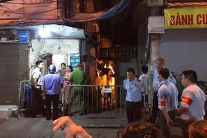 Vụ cháy ở Đê La Thành: Hai thi thể được tìm thấy là cặp vợ chồng đến từ Phú Thọ?