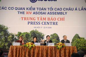 Bế mạc Đại hội ASOSAI 14: Các mục tiêu chiến lược của ASOSAI đã đạt được