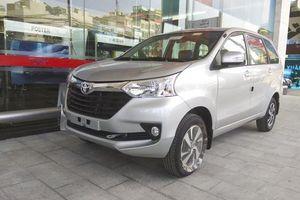 Bộ 3 xe Toyota chưa ra mắt tại Việt Nam đã hút khách