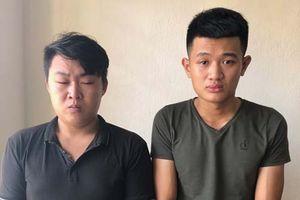 Bắt giữ 2 đối tượng trong ổ nhóm chuyên cướp giật tài sản phụ nữ