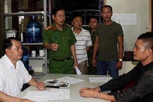 Sơn La: Ba nghi phạm dùng súng, dao nhọn khống chế chủ tiệm vàng