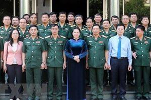 Xứng đáng là trung tâm huấn luyện, đào tạo, nghiên cứu khoa học hàng đầu về quốc phòng, an ninh, quân sự