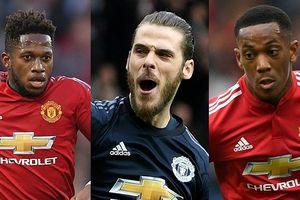 Top 10 cầu thủ MU xuất sắc nhất trong FIFA 19: De Gea bỏ xa Pogba