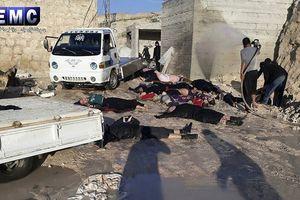 'Nhóm Mũ Trắng vẫn dàn dựng video giả mạo tấn công hóa học ở Idlib'