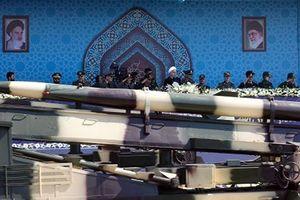 Iran tuyên bố không từ bỏ chương trình tên lửa