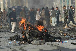 Đánh bom ven đường ở Afghanistan, 8 trẻ em thiệt mạng