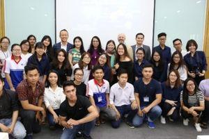 Cơ hội nhận học bổng đến Start-up Campus Hàn Quốc