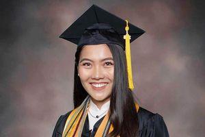 Hoa khôi du học sinh tốt nghiệp xuất sắc tại Mỹ: 'Làm nghề y nhất định phải có tâm'