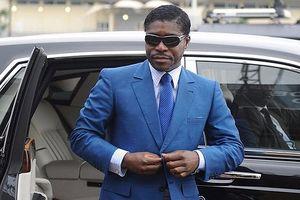 Phó Tổng thống Guinea Xích đạo tiếp tục bị thu giữ đồ xa xỉ trị giá hơn 16 triệu USD tại Brazil