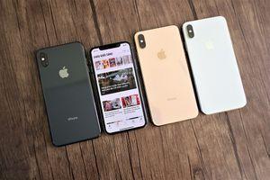 Giá iPhone XS Max xách tay lao dốc không phanh tại VN