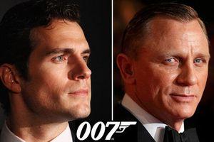 Rộ tin đồn sau khi bỏ vai Superman, Henry Cavill thủ vai James Bond