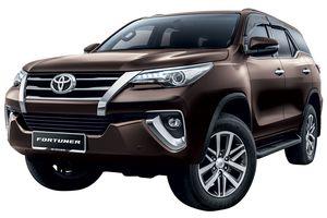 Toyota Fortuner, Innova và Hilux được nâng cấp tại Malaysia