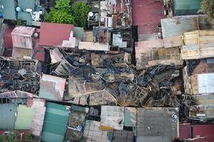 Phát hiện 2 thi thể trong đám cháy gần BV Nhi T.Ư: Xác định nguyên nhân ban đầu vụ hỏa hoạn