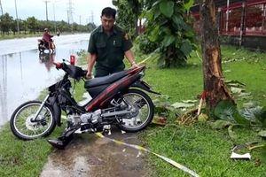 Bình Dương: Tai nạn giao thông do mất lái, nam thanh niên tử vong