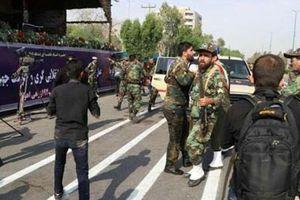 Iran triệu tập các nhà ngoại giao châu Âu sau vụ xả súng lễ duyệt binh