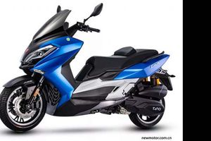 Xe tay ga đẹp như Yamaha X-Max 250, biker Việt 'phát thèm'