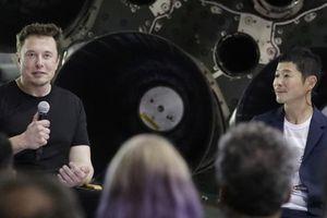 Khi giới nhà giàu 'đi trốn': Đặt chỗ bay vào vũ trụ