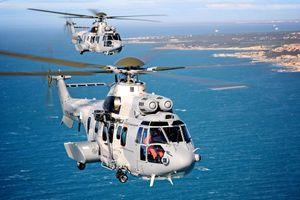 Thái Lan tăng cường phi đội trực thăng đa nhiệm của Airbus