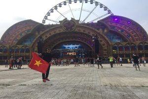 Giới trẻ Việt và những 'nhức nhối' tại lễ hội âm nhạc điện tử