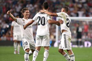 Real Madrid suýt trả giá vì Champions League