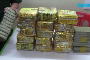 Phá đường dây ma túy cực lớn xuyên quốc gia