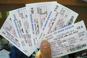 Đường sắt Hà Nội ra 'kế sách' ngăn đầu cơ vé tàu