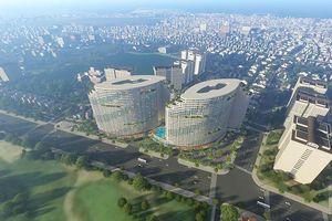 Tổ hợp Vũng Tàu Gateway từ công trình công cộng 'hô biến' thành căn hộ cao cấp