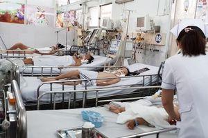 Trẻ nhiễm virus hợp bào hô hấp tăng đột biến