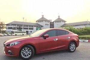 Sau 20.000km, Mazda 3 2015 có giá bán lại ngang Toyota Vios 2018
