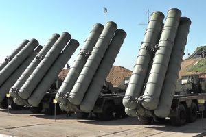 Tên lửa 'khủng' S-400 của Nga sẵn sàng khai hỏa ở bán đảo Crimea