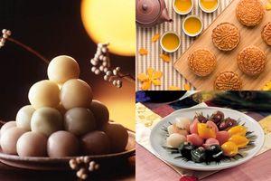 Vòng quanh châu Á xem sự khác biệt giữa bánh Trung thu của các nước