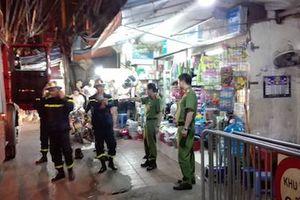 Củng cố hồ sơ khởi tố vụ cháy gần Bệnh viện Nhi TW khiến 2 người tử vong