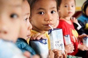 Nỗi lo chất lượng 'sữa học đường'