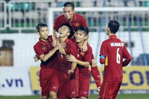 U.19 Việt Nam ghi đậm dấu ấn trước những nhà vô địch Giải Tứ Hùng Qatar 2018