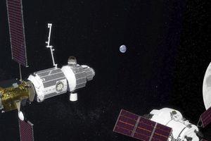 Nga định rút khỏi dự án xây trạm không gian chung với Mỹ