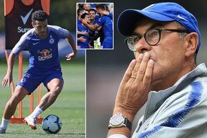West Ham - Chelsea: Eden Hazard trở lại, Giroud thay thế cho Morata