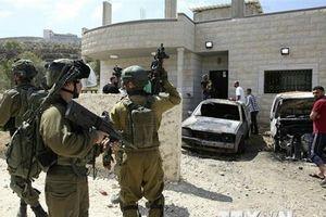 An ninh Israel bắt giữ 18 người Palestine vì nghi ngờ khủng bố