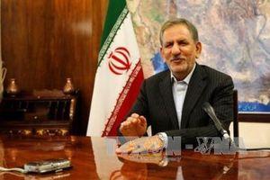 Iran tăng cường quyết tâm chống khủng bố sau vụ tấn công đẫm máu tại Ahvaz