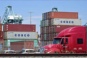 Nhiều cảng biển của Mỹ 'lao đao' vì căng thẳng thương mại với Trung Quốc