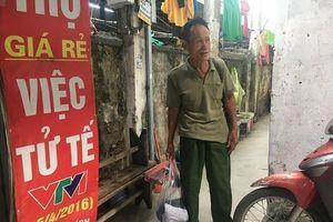 Vụ cháy ở Đê La Thành: Ông Hiệp 'khùng' lên Phú Thọ thăm hỏi người nhà nạn nhân